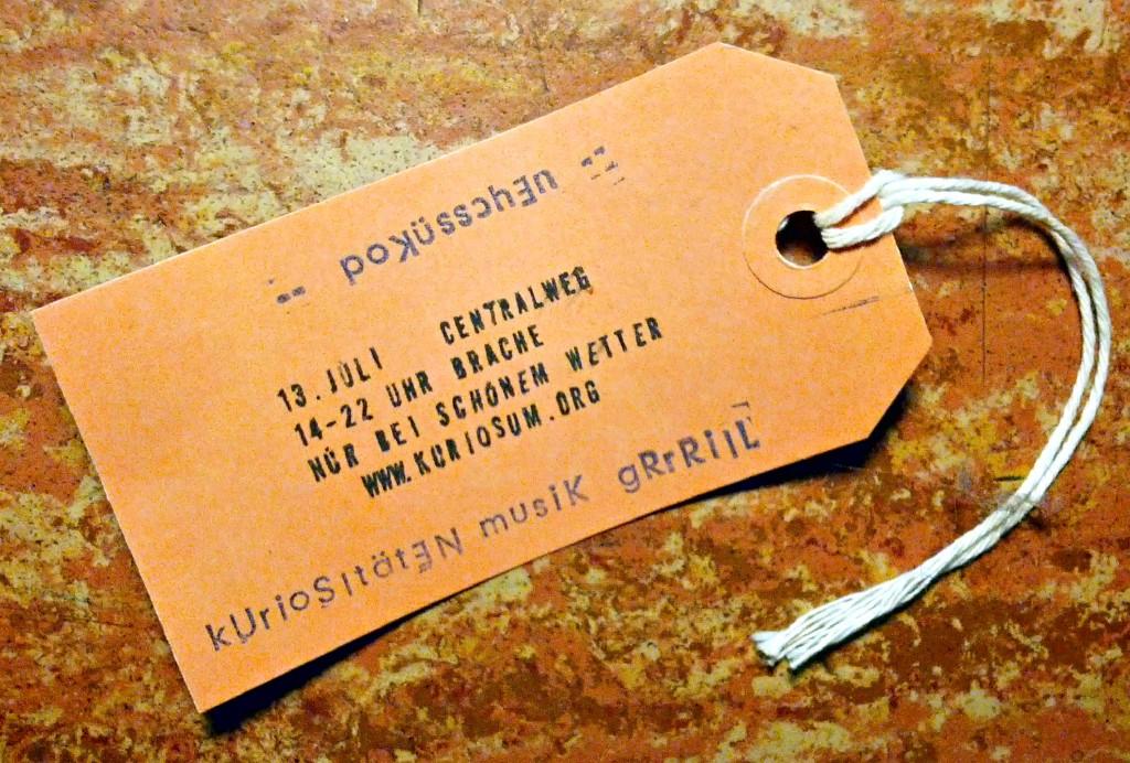 Poküsschen-Flyer